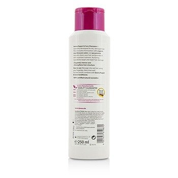 Organic Rose & Pea Protein Repair & Care Shampoo (For Dry, Damaged Hair)  250ml/8.3oz