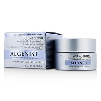 Algenist Sublime Defense Hidratante Borrador Anti Envejecimiento SPF 30  60ml/2oz