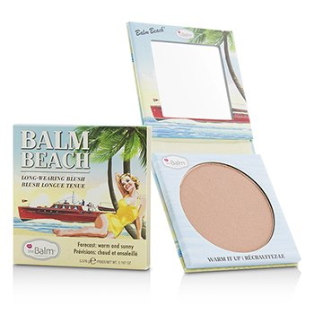 Balm Beach Long Wearing Blush  5.576g/0.197oz