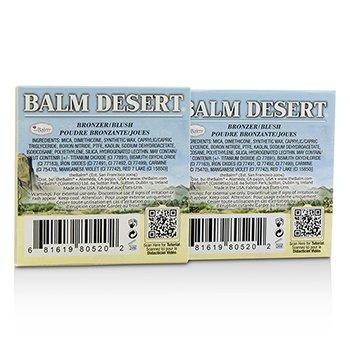 Balm Desert Bronzer/Blush 6.39g/0.225oz