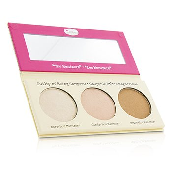 The Manizer Sisters (Betty Lou Manizer, Cindy Lou Manizer, Mary Lou Manizer)  3x3g/0.11oz