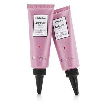 Kerasilk Color Finishing Cream Serum (For Color-Treated Hair)  12x22ml/0.7oz