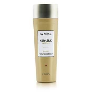 Goldwell Kerasilk Control Shampoo (For Unmanageable, Unruly and Frizzy Hair)  250ml/8.4oz