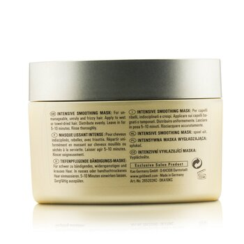 Kerasilk Control Intensive Smoothing Mask (For Unmanageable, Unruly and Frizzy Hair)  200ml/6.7oz
