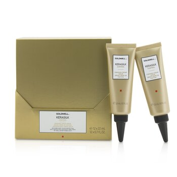 Kerasilk Control Finishing Cream Serum (With Brilliant Color Protection)  12x22ml/0.7oz