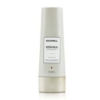 Goldwell Kerasilk Reconstruct Conditioner (For Stressed and Damaged Hair)  200ml/6.7oz