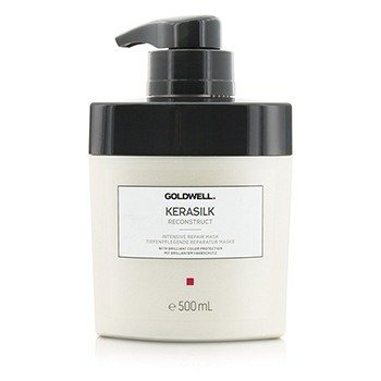 Goldwell Maska do włosów zestresowanych i zniszczonych Kerasilk Reconstruct Intensive Repair Mask (For Stressed and Damaged Hair)  500ml/16.9oz