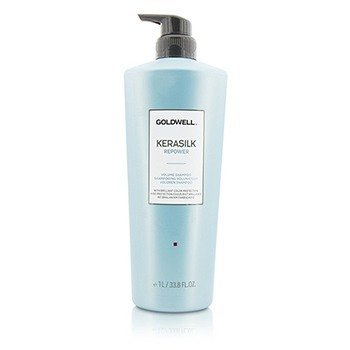 Goldwell Kerasilk Repower Volume Shampoo (For Fine, Limp Hair)  1000ml/33.8oz