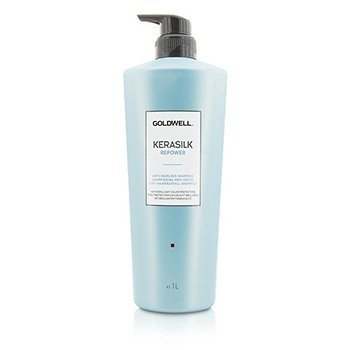 Kerasilk Repower Anti-Hairloss Shampoo (For Thinning, Weak Hair)  1000ml/33.8oz