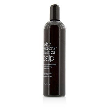 Spearmint & Meadowsweet Scalp Stimulating Shampoo  473ml/16oz