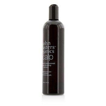 Szampon do włosów Spearmint & Meadowsweet Scalp Stimulating Shampoo  473ml/16oz