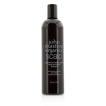 John Masters Organics Spearmint & Meadowsweet Scalp Stimulating Shampoo  473ml/16oz