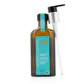 Moroccanoil Treatment - Original (For All Hair Types)  125ml/4.23oz