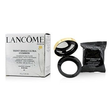 Lancôme Teint Idole Ultra Cushion Liquid Cushion Compact SPF 50 - # 01 Pure Porcelaine  13g/0.45oz