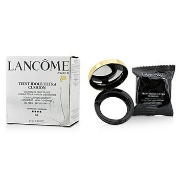 Lancome Teint Idole Ultra Cushion Liquid Cushion Compact SPF 50 - # 04 Beige Miel  13g/0.45oz