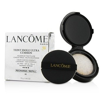 Lancome Teint Idole Ultra Cushion Liquid Cushion Compact SPF 50 Refill - # 02 Beige Rose  13g/0.45oz