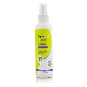Set It Free (Moisture Lock Finishing Spray - Shine & Finish)  177ml/6oz