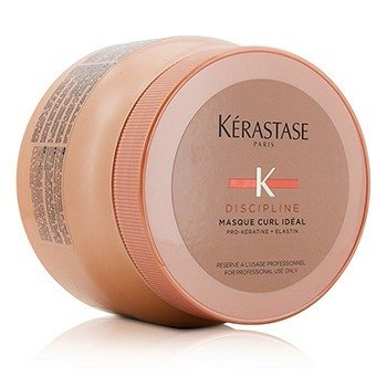 Discipline Masque Curl Ideal Shape-in-Motion Masque (For Overly-Voluminous Curly Hair) 500ml/16.9oz
