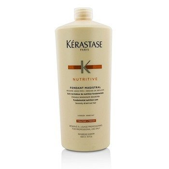 Nutritive Fondant Magistral Fundamental Nutrition Care (Severely Dried-Out Hair)  1000ml/34oz