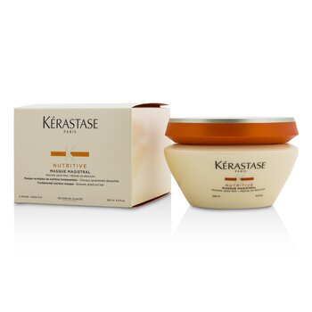 Nutritive Masque Magistral Fundamental Nutrition Masque (Severely Dried-Out Hair)  200ml/6.8oz