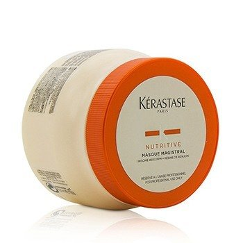 Nutritive Masque Magistral Fundamental Nutrition Masque (Severely Dried-Out Hair)  500ml/16.9oz