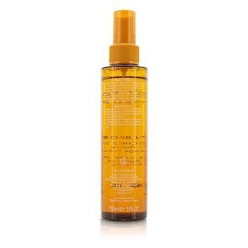 Sun Bronz Dry Oil Care 2 Suns Active Age Protection Sublimating Tan - Moderate Sun - For Body & Hair  150ml/5oz