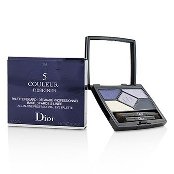 5 Color Designer All In One Professional Eye Palette  5.7g/0.2oz
