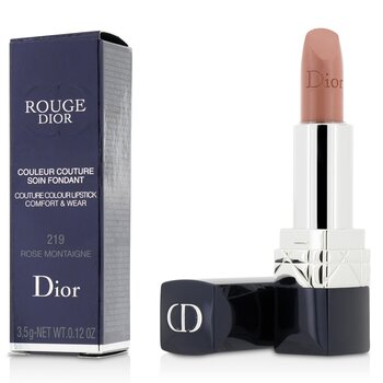 Christian Dior Rouge Dior Couture Colour Comfort & Wear Lipstick - # 219 Rose Montaigne  3.5g/0.12oz