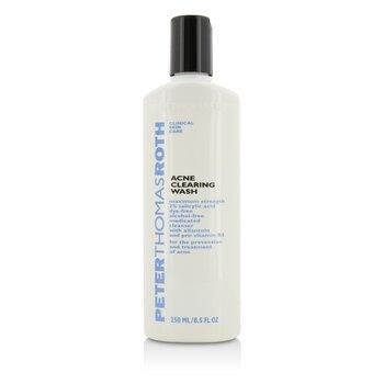 Acne Clearing Wash  250ml/8.5oz