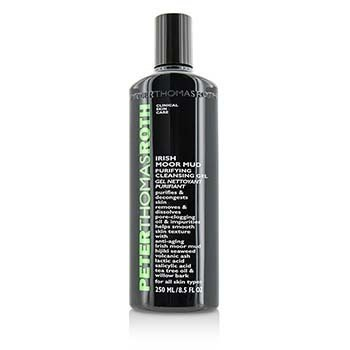 Irish Moor Mud Purifying Cleansing Gel  250ml/8.5oz