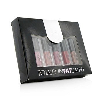 Fusion Beauty Set Totally Infatuated (5x Mini LipFusion Infatuation Brillos de Labios)  5x2.5g/0.09oz