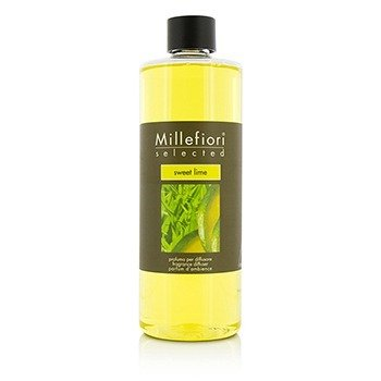 Millefiori Selected Fragrance Diffuser Refill - Sweet Lime  500ml/16.9oz