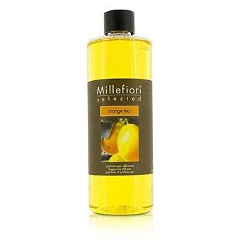 Millefiori Selected Fragrance Diffuser Refill - Orange Tea  500ml/16.9oz