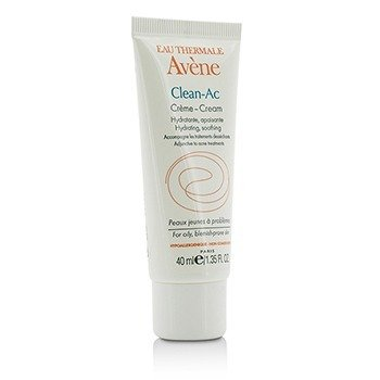 Clean-AC Hydrating Cream - For Oily, Blemish-Prone Skin  40ml/1.35oz