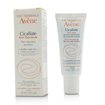 Cicalfate Post-Procedure Skin Recovery Emulsion - For Sensitive & Fragile Skin  40ml/1.35oz