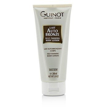 Lait Auto Bronze Self-Tanning Body Lotion 200ml/5.9oz
