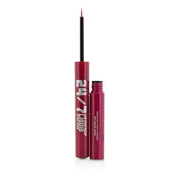 24/7 Waterproof Liquid Eyeliner  1.7ml/0.05oz