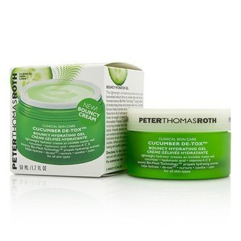 Cucumber De-Tox Bouncy Hydrating Gel  50ml/1.7oz