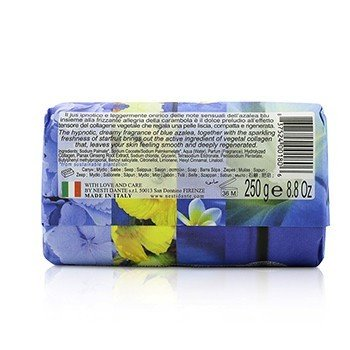 Philosophia Natural Soap - Collagen - Blue Azalea, Ambrosia Nectar & Starfruit With Vegetal Collagen & Ginseng  250g/8.8oz