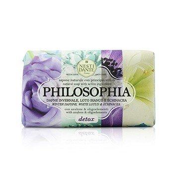 Philosophia Natural Soap - Detox - Winter Daphne, White Lotus & Echinacea With Azulene & Oligoelements  250g/8.8oz