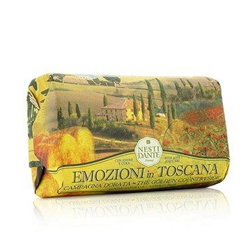 Emozioni In Toscana Natural Soap - The Golden Countryside  250g/8.8oz