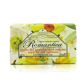 Romantica Luxurious Natural Soap - Royal Lily & Narcissus  250g/8.8oz