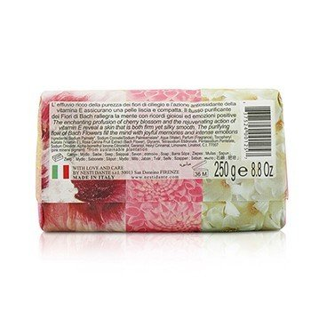 Philosophia Natural Soap - Lift - Cherry Blossom, Osmanthus & Geranium With Bach Flowers & Vitamin E  250g/8.8oz