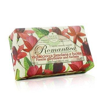Romantica Passional Natural Soap - Fiesole Gillyflower & Fuchsia  250g/8.8oz