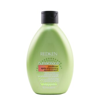 Curvaceous Conditioner - Leave-In/Rinse-Out (For All Curl Types)  250ml/8.5oz