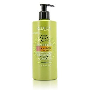 Redken Curvaceous No Foam Highly Conditioning Cleanser (For All Curls Types)  500ml/16.9oz