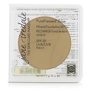 Jane Iredale PurePressed Base Mineral Foundation Refill SPF 20 - Radiant  9.9g/0.35oz