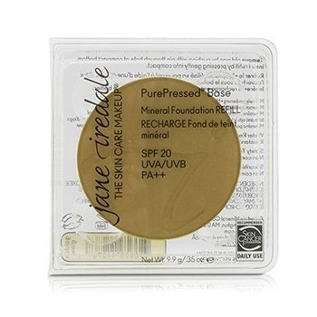 Jane Iredale Wkład do podkładu PurePressed Base Mineral Foundation Refill SPF 20 - Golden Glow  9.9g/0.35oz