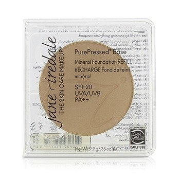 Jane Iredale PurePressed Base Mineral Foundation Refill SPF 20 - Honey Bronze  9.9g/0.35oz