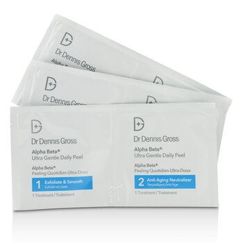 Alpha Beta Ultra Gentle Daily Peel  30 Treatments